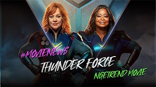 Thunder Force Full Movie