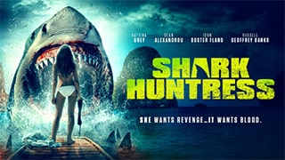 Shark Huntress