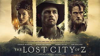 The Lost City of Z Bing Torrent Cover