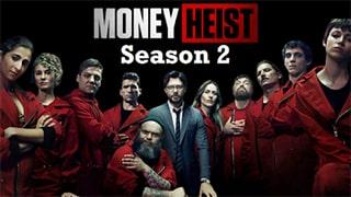 Money Heist S02 Torrent