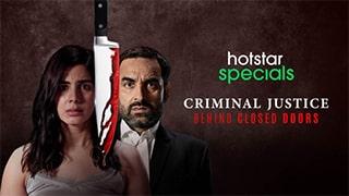 Criminal Justice S02