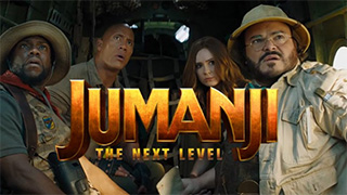 Jumanji The Next Level Torrent Downlaod