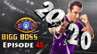 Bigg Boss Season 14 Episode 45 bingtorrent