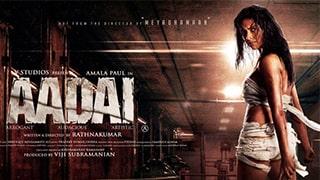 Aadai Full Movie