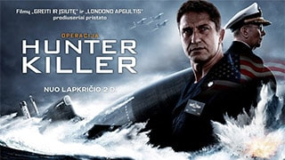 Hunter Killer Torrent Kickass