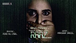 Raaz By Hareem Shah