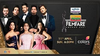 66th Filmfare Awards 11th April