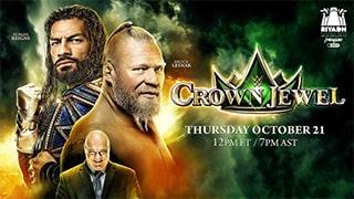 WWE Crown Jewel Bing Torrent