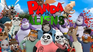 Panda vs Aliens Full Movie