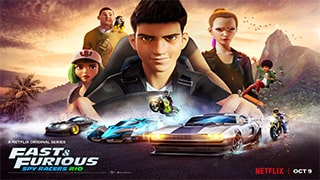 Fast and Furious Spy Racers S02
