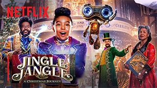 Jingle Jangle: A Christmas Journey Full Movie
