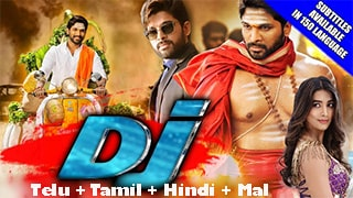 DJ Duvvada Jagannadham Torrent Kickass