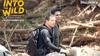 Into the Wild with Bear Grylls Akshay Kumar