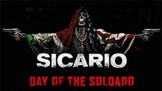 Sicario Day of the Soldado Bing Torrent Cover