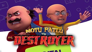 Motu Patlu Vs Dr Destroyer