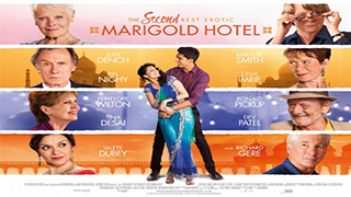 The Second Best Exotic Marigold Hotel Bing Torrent Cover