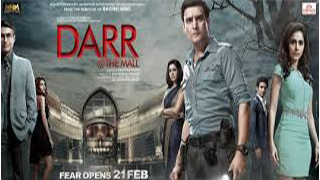 Darr at the Mall