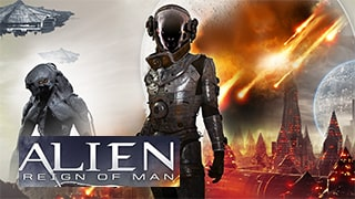 Alien Reign of Man Full Movie