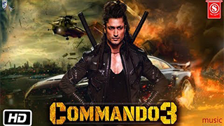 Commando 3 Watch Online 2019 Hindi Movie or HDrip Download Torrent