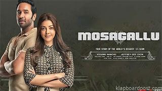 Mosagallu - Anu and Arju