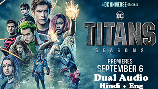 Titans Season 1 bingtorrent