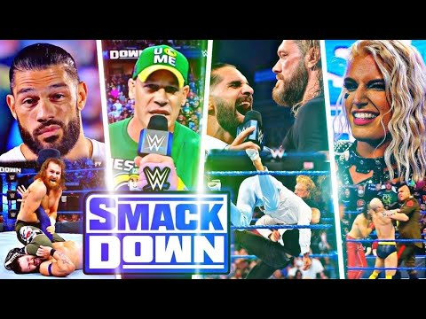 WWE Friday Night SmackDown 2021-07-23 bingtorrent