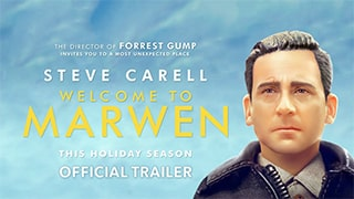 Welcome to Marwen Bing Torrent Cover