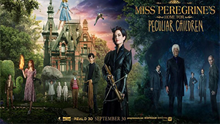Miss Peregrines Home for Peculiar Children Bing Torrent Cover