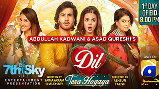 Dil Tera Hogaya Full Movie