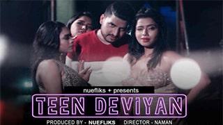 Teen Deviyaan Full Movie