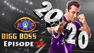 Bigg Boss Season 14 Episode 76
