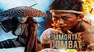 Immortal Combat The Code Full Movie