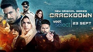 Crackdown S01