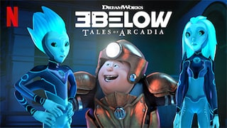 3 Below Tales of Arcadia S01