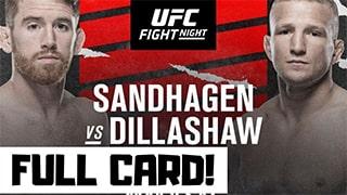 UFC Fight Night Sandhagen vs Dillashaw bingtorrent