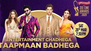 Zee Cine Awards 2020 28th March